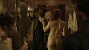Conor Leslie nude butt - Klondike (2014) s1e1 HD 720p