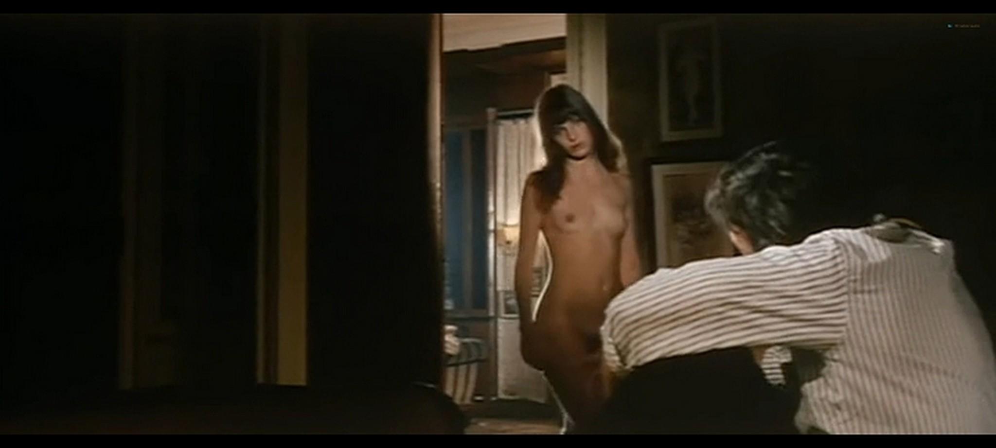 Jane Birkin full nude in Cannabis FR 1970 11