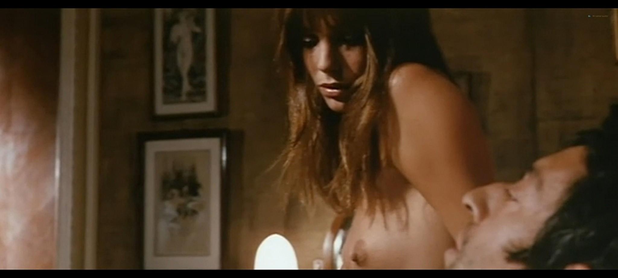 Jane Birkin full nude in Cannabis FR 1970 6
