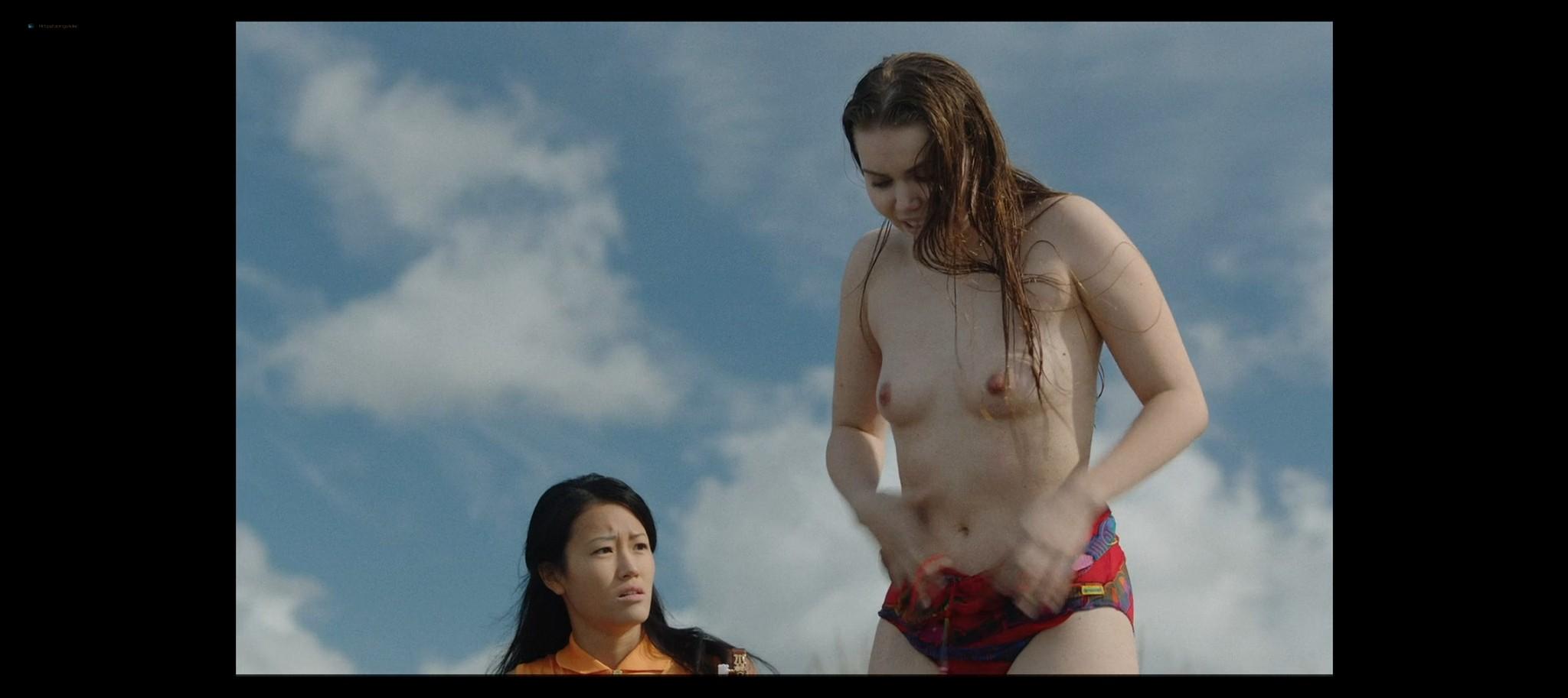 Laura Chiatti nude Antonia Fotaras and others nude bush and topless Addio al nubilato IT 2021 1080p Web 12
