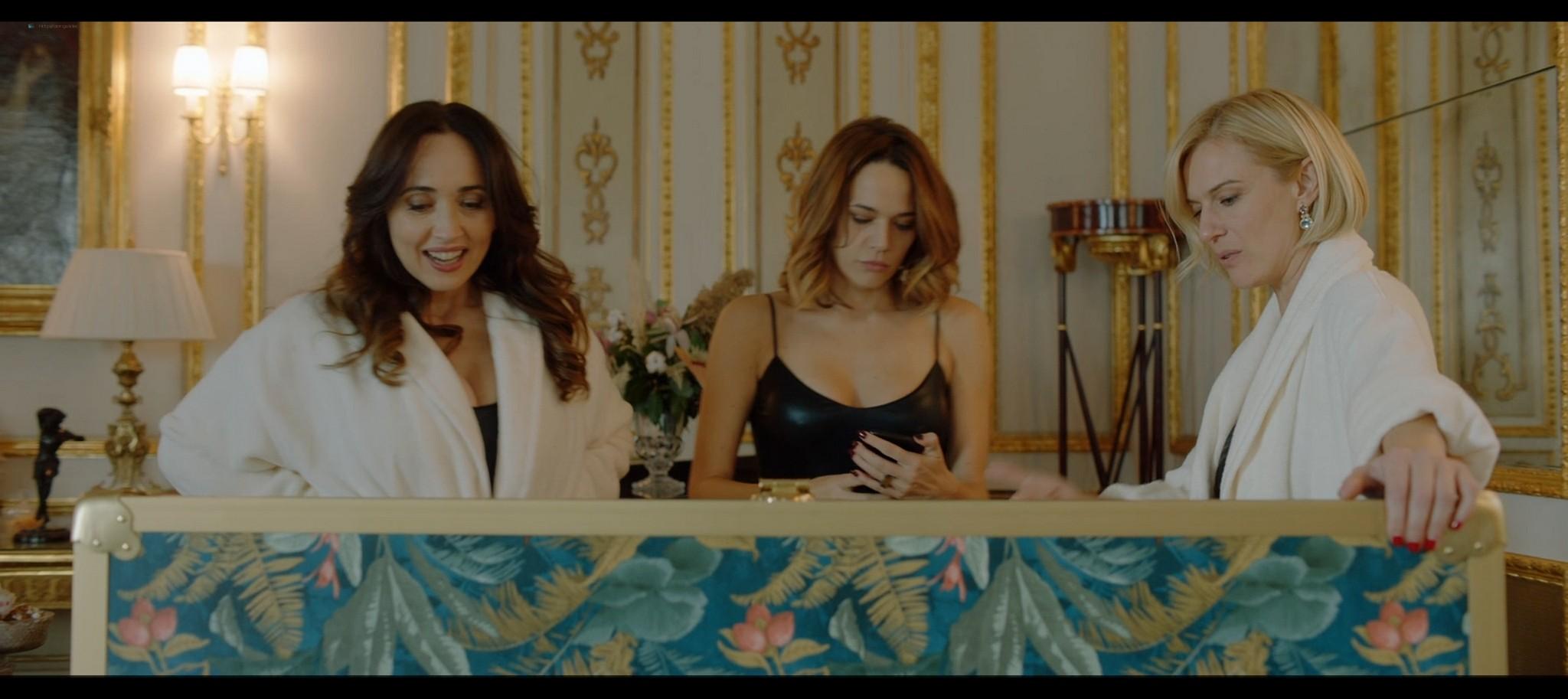 Laura Chiatti nude Antonia Fotaras and others nude bush and topless Addio al nubilato IT 2021 1080p Web 15
