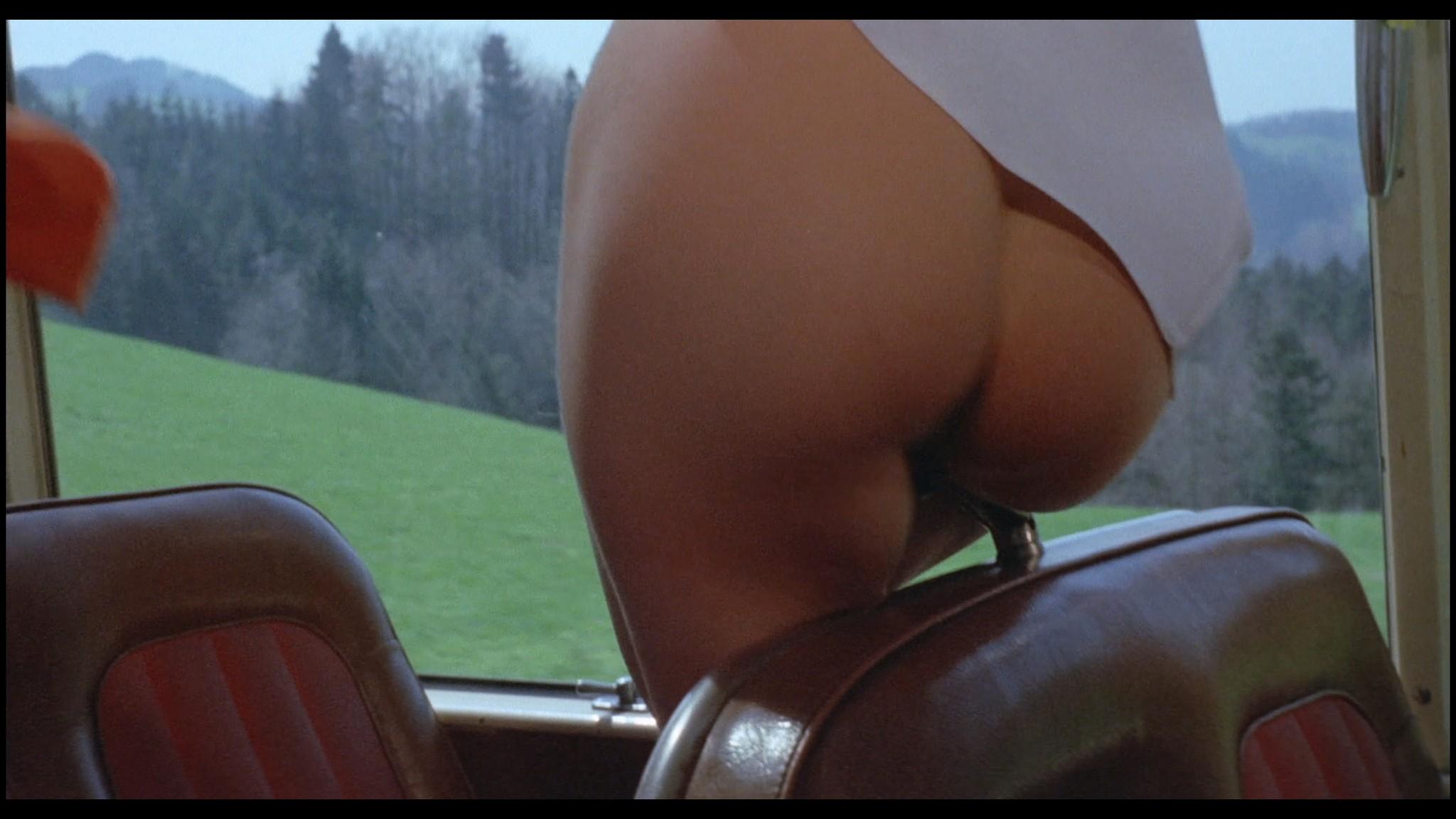 Marianne Aubert Michaela Larsen etc nude explicit sex Sechs Schwedinnen auf der Alm 1983 1080p BluRay 6