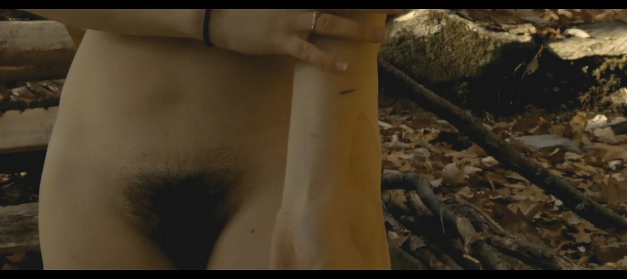 Maura Housley nude full frontal Mel Heflin nude bush too Dead Womans Hollow 2013 1080p Web 11