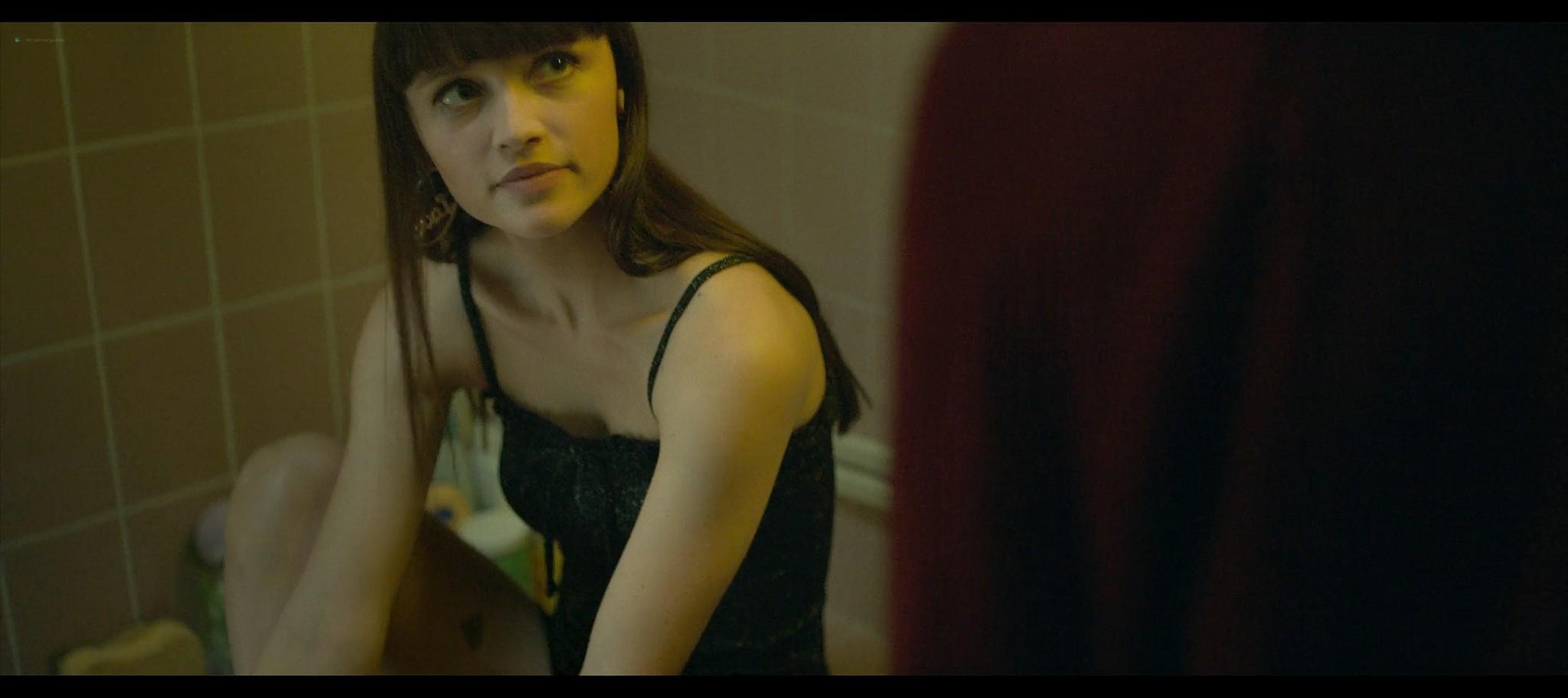 Olga Kurylenko nude lesbian sex with Marine Duvivier Sentinelle 2021 1080p Web 3