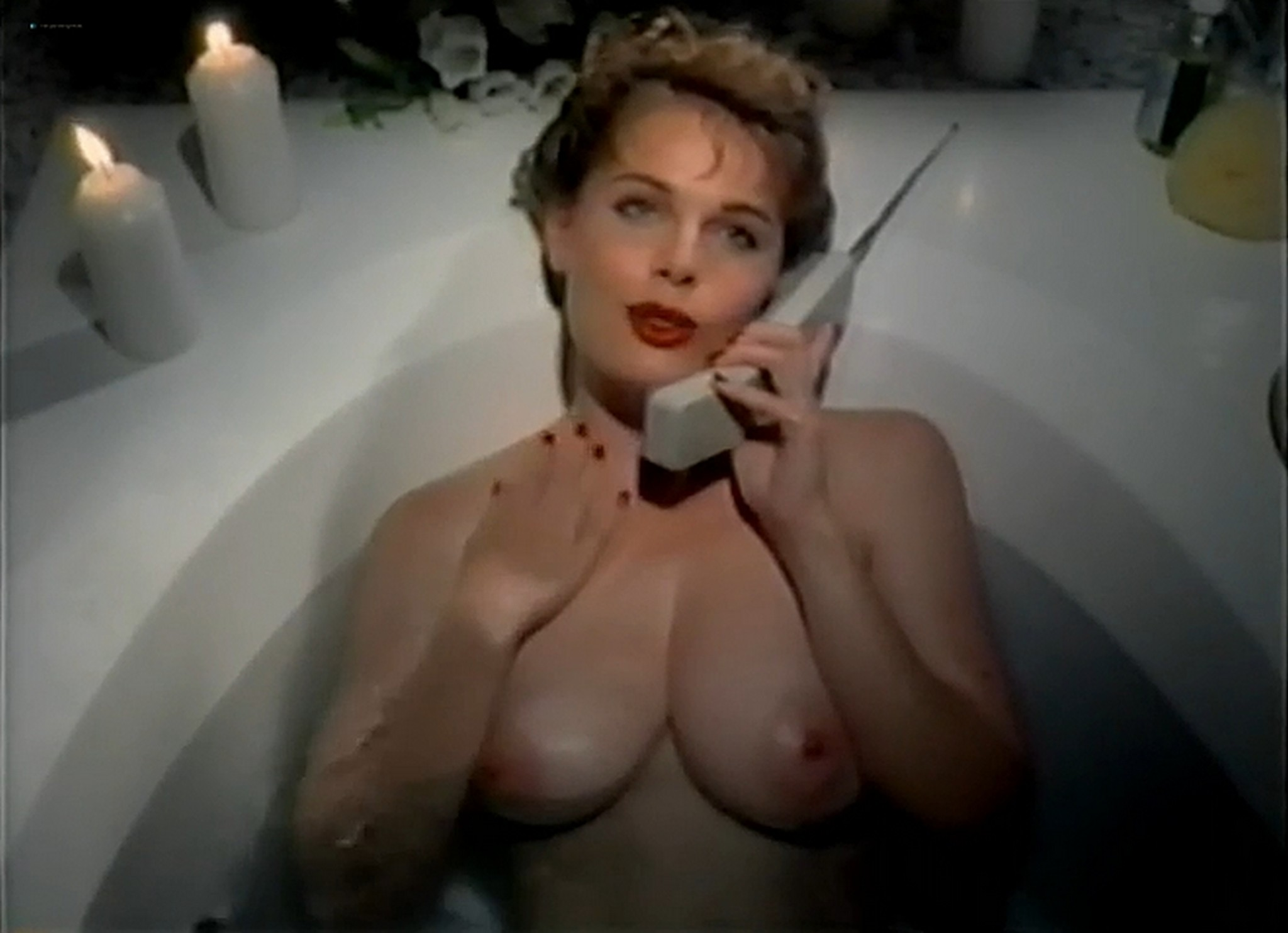 Shannon Whirry nude full frontal Fawna MacLaren and others nude Lady In Waiting 1994 7