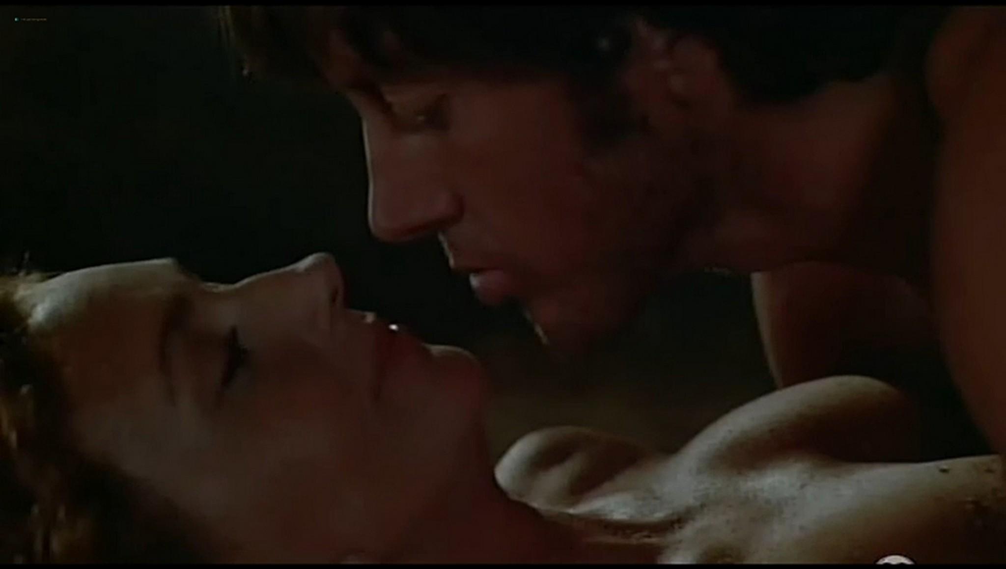 Valerie Kaprisky nude full frontal Caroline Cellier and others nude L annee des meduses 1984 20