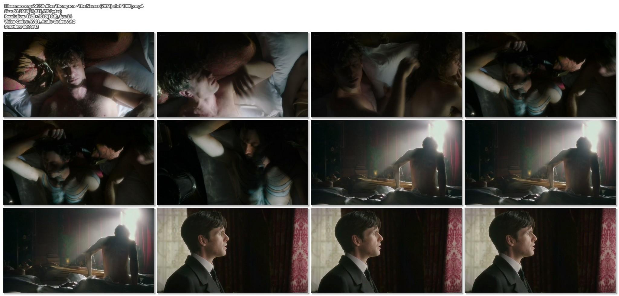 Abra Thompson nude topless The Nevers 2011 s1e1 1080p 8