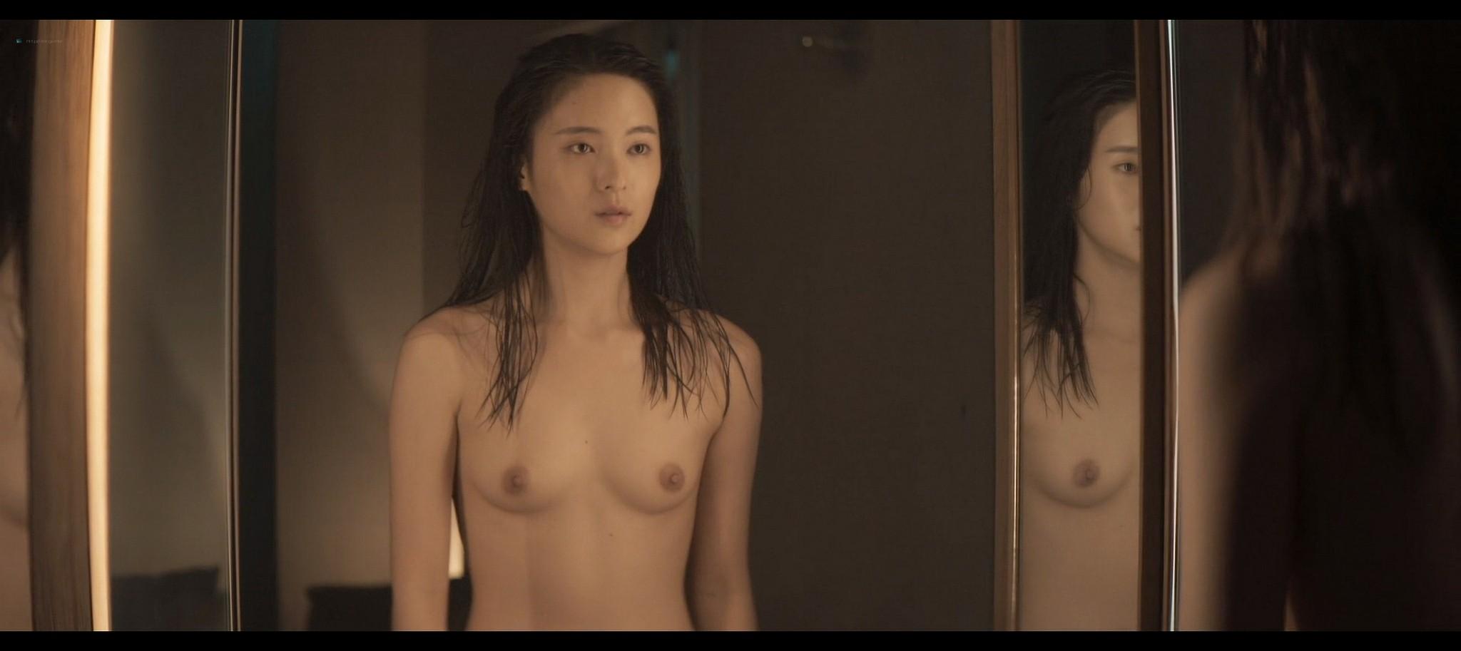 Anke Sun nude full frontal Baijia Zhang topless The Soul CN 2021 1080p Web 10
