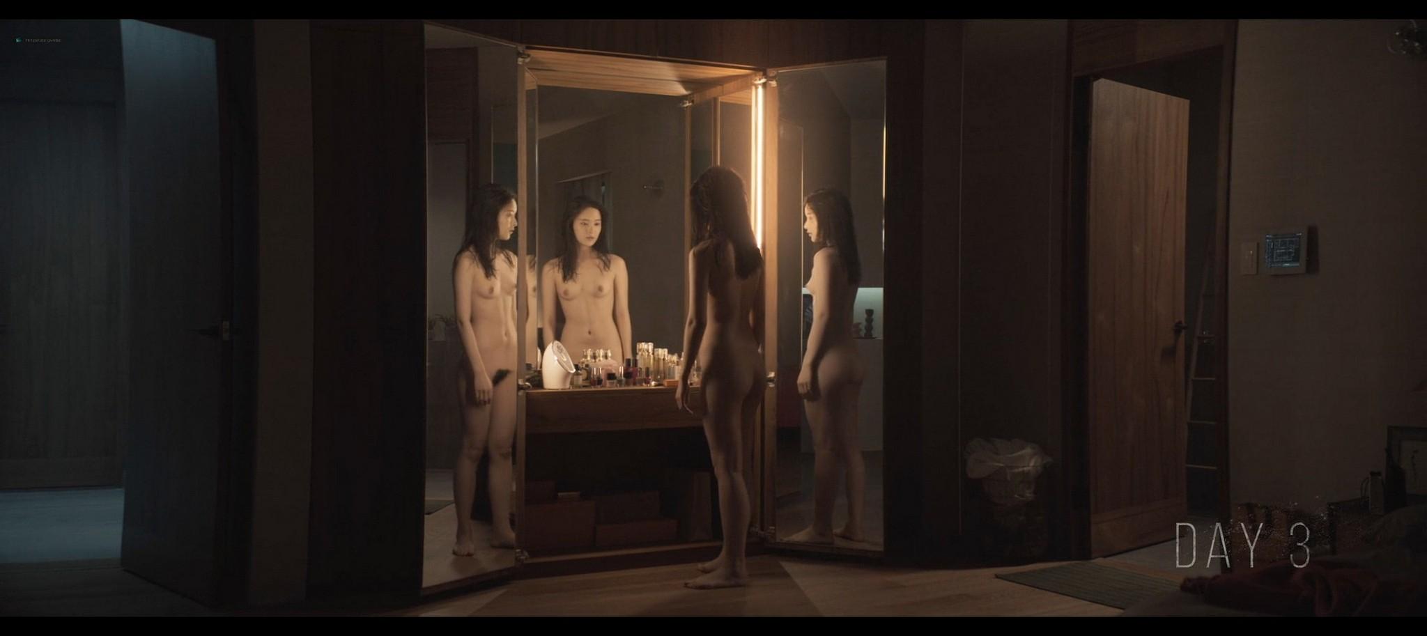 Anke Sun nude full frontal Baijia Zhang topless The Soul CN 2021 1080p Web 13