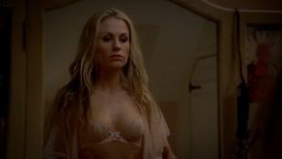 Anna Paquin sexy in bra lingerie and some mild sex - True Blood (2013) s6e4 hd1080p
