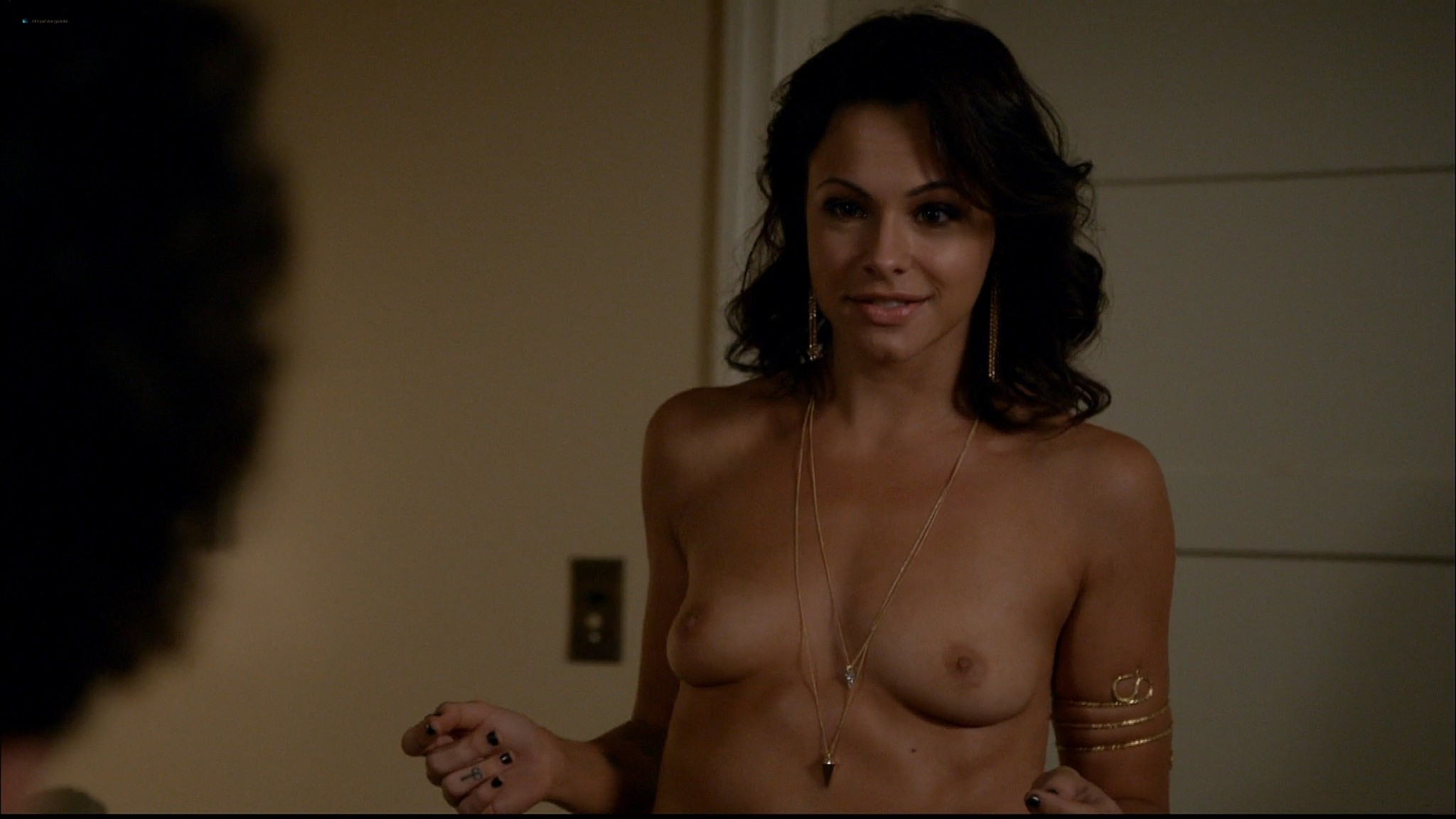 Brigette Davidovici nude butt and topless and Heather Graham hot Californication 2014 s7e5 e6 HD 1080p 5