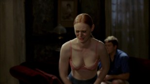 Deborah Ann Woll sexy lingerie - True Blood S2 HD 1080p