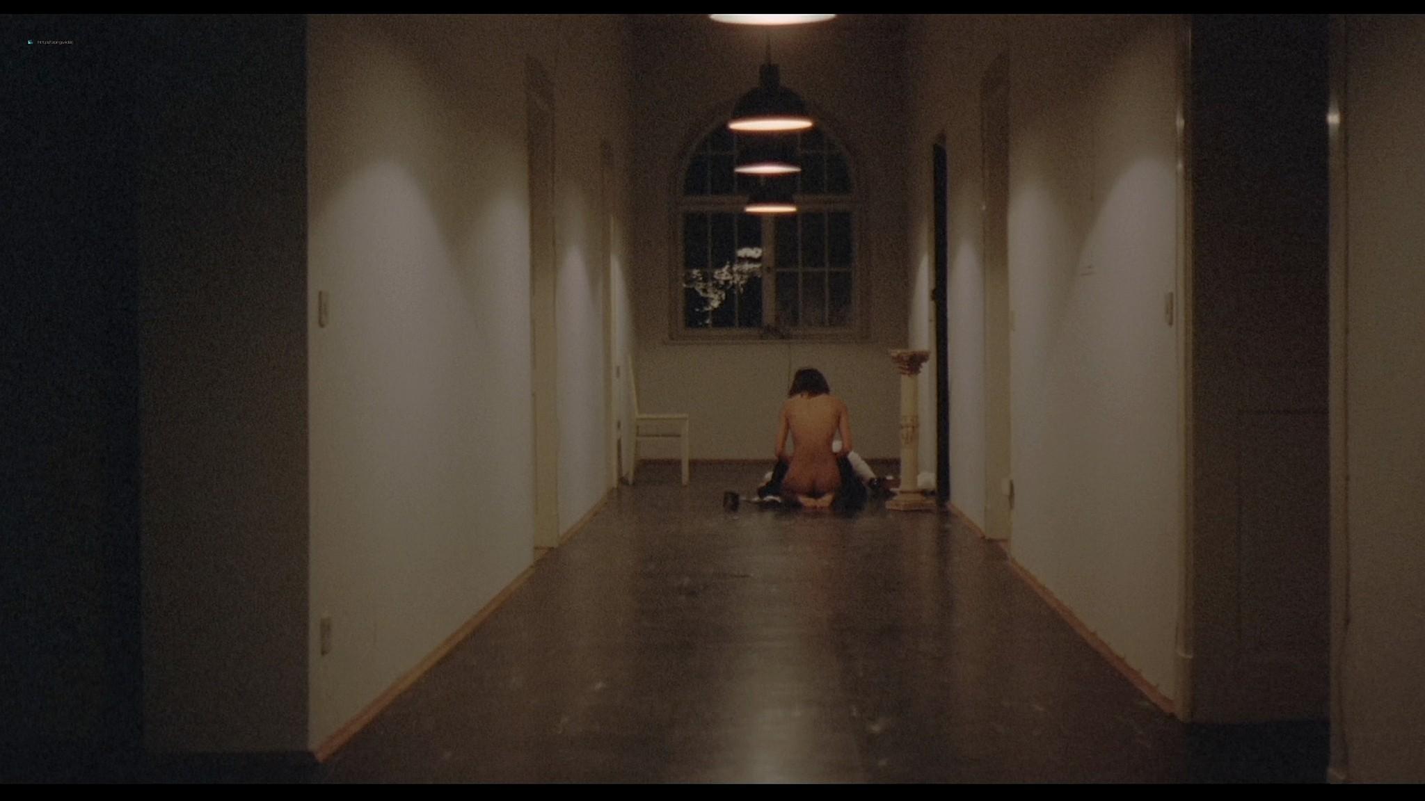 Desiree Nosbusch nude full frontal and mild sex Der Fan DE 1982 1080p BluRay REMUX 11