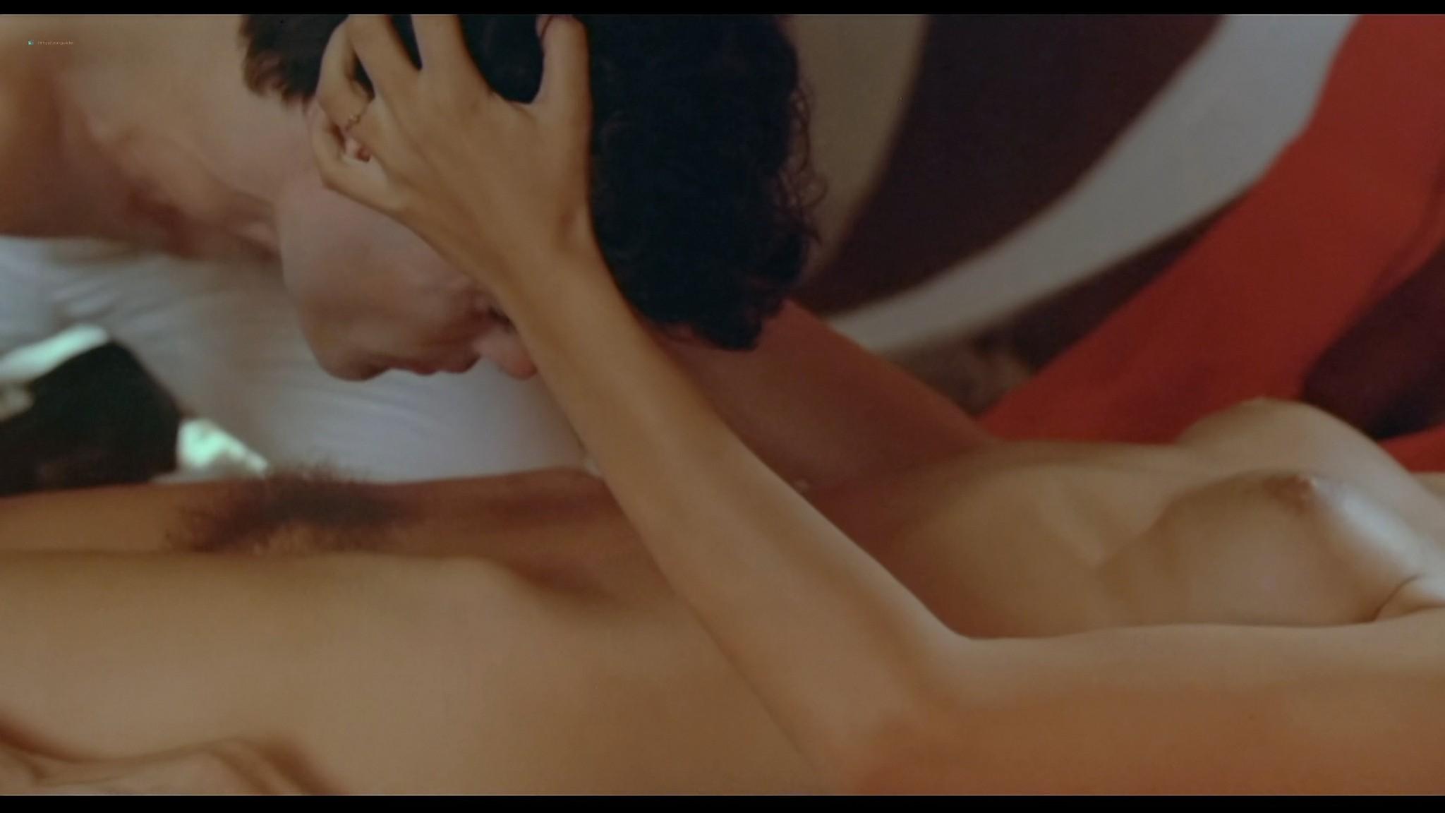 Desiree Nosbusch nude full frontal and mild sex Der Fan DE 1982 1080p BluRay REMUX 5