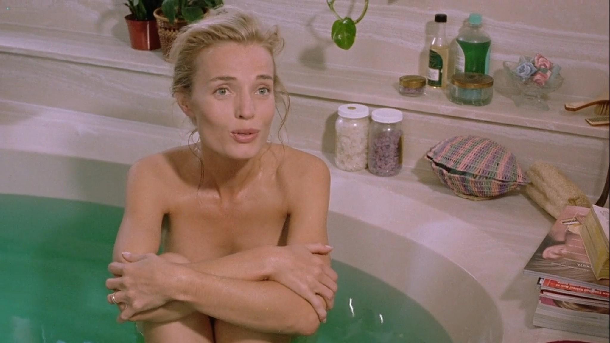 Josie Bissett sexy Mimi Craven nude topless Mikey 1992 720p 10