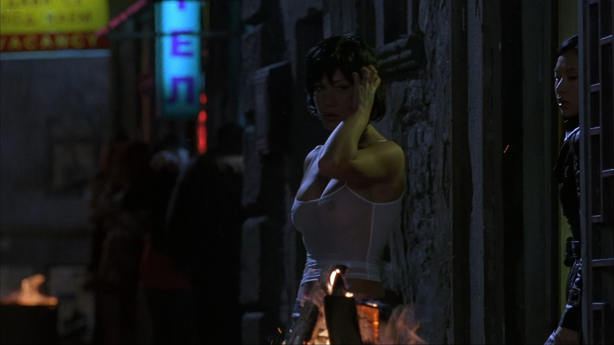 Kata Dobo nude Michelle Goh Elaine Tan hot sexy Out for a Kill 2003 1080p BluRay 10