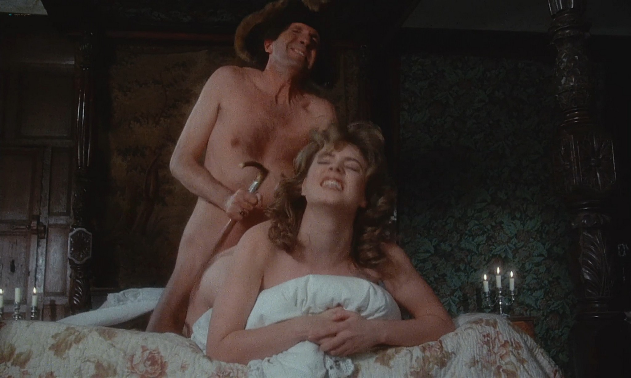 Lisa Foster nude full frontal hot sex Maria Harper and others nude sex etc Fanny Hill 1983 1080p BluRay 14
