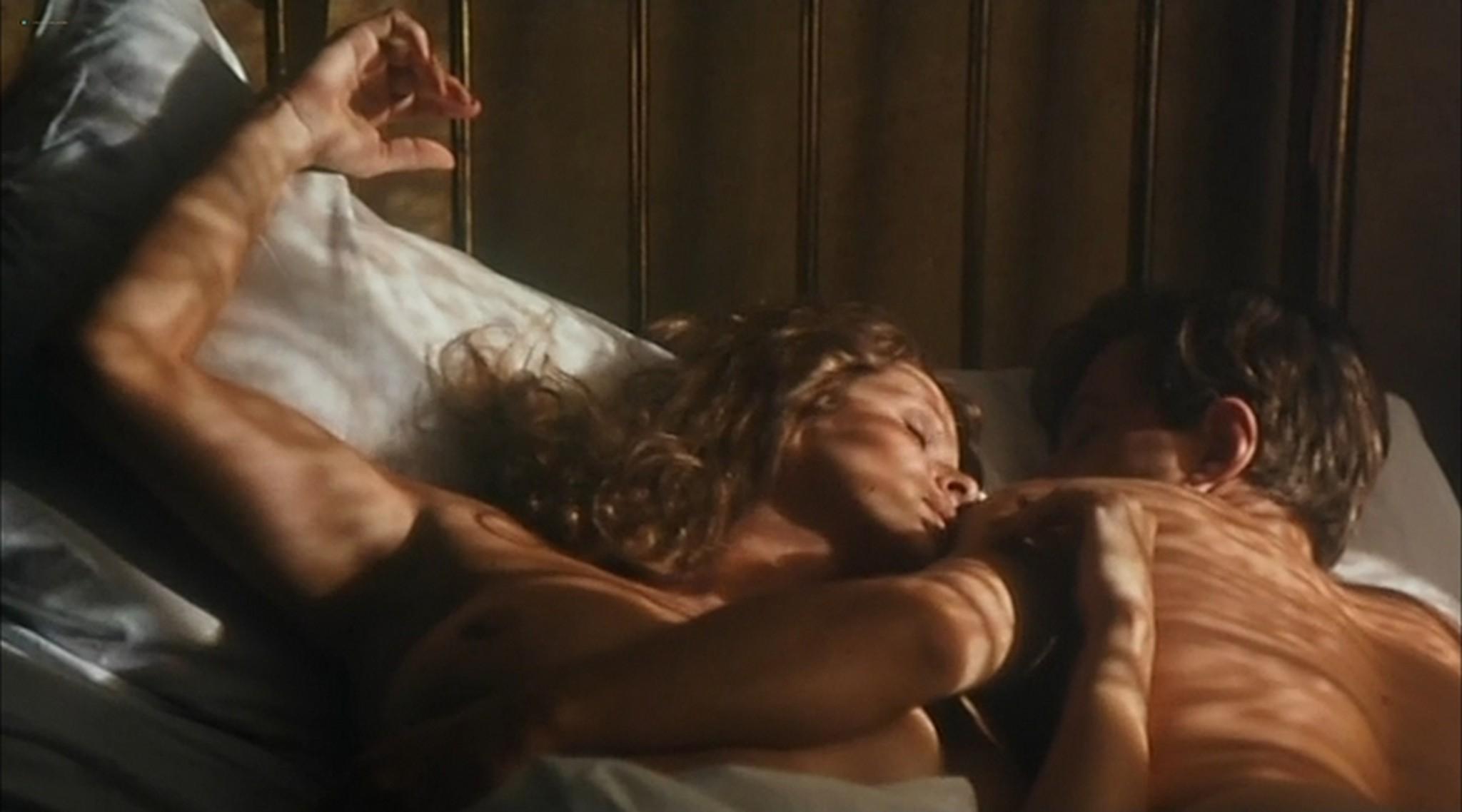 Ornella Muti nude and Senta Berger nude sex Nest of Vipers 1978 6