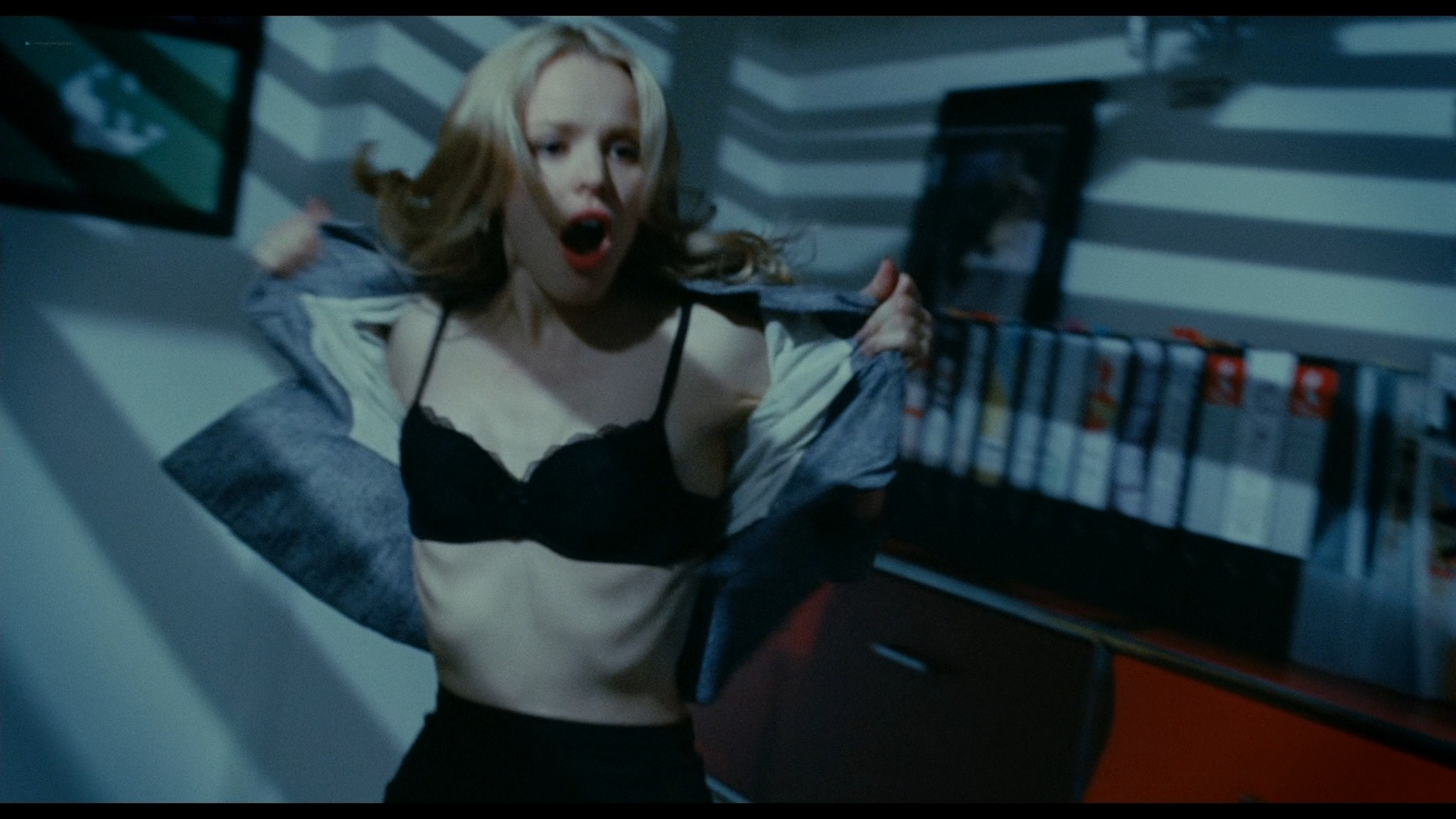 Rachel McAdams hot and sexy in lingerie Passion 2012 HD 1080p BluRay REMUX 12