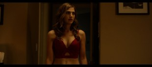 Sophie Kargman hot and sexy in lingerie - The Believer (2021) 1080p Web