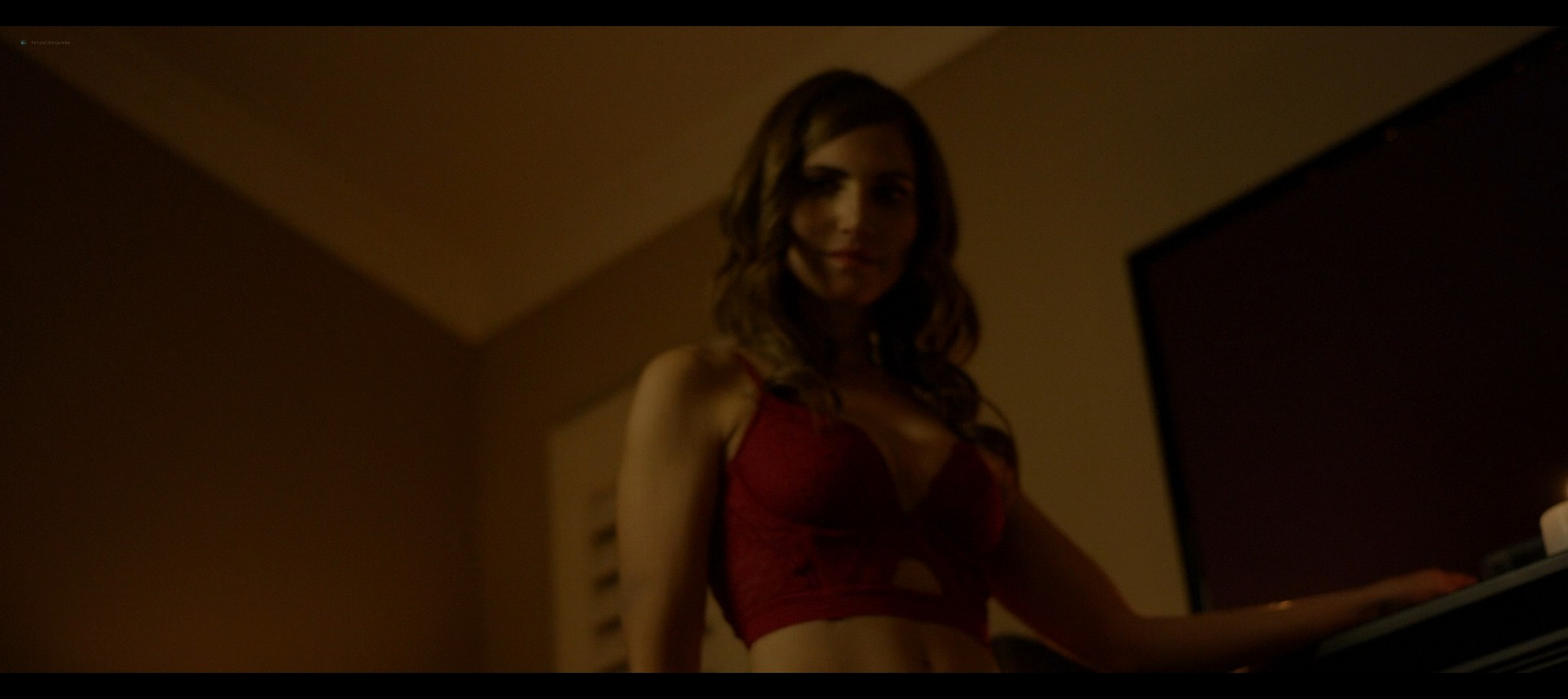 Sophie Kargman hot and sexy in lingerie The Believer 2021 1080p Web 9