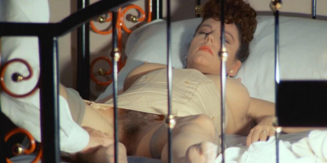Stefania Sandrelli nude topless bush explicit labia in Tinto Brass style The Key 1983 HD 1080p BluRay 7