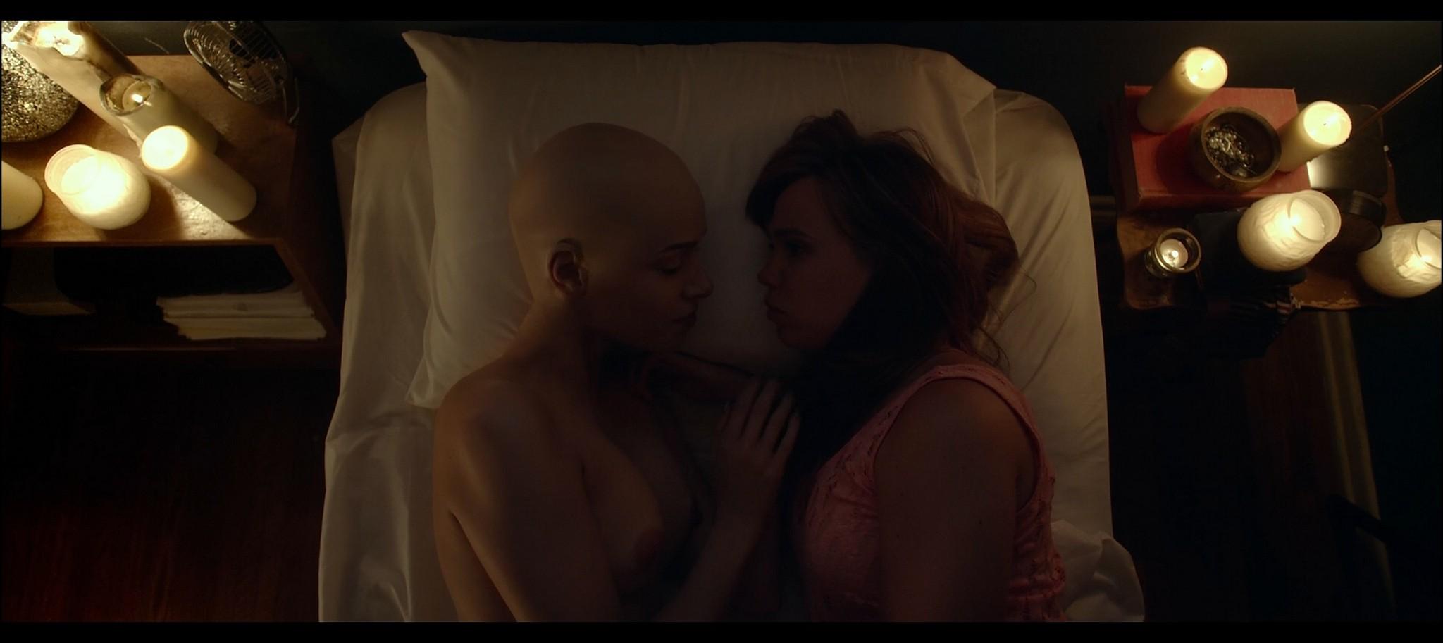 Alex Essoe nude topless Starry Eyes 2014 HD 1080p BluRay 12