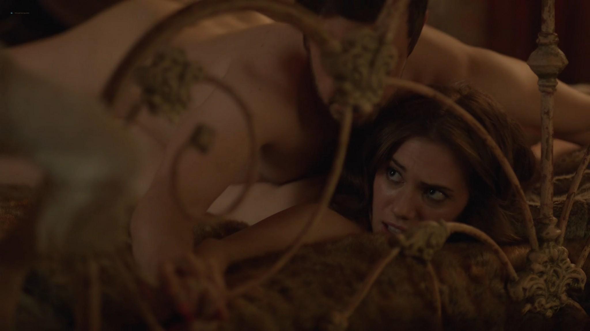 Allison Williams sex Lena Dunham nude Zosia Mamet hot Jemima Kirke nude Girls 2012 s2e1 5 1080p Web 8