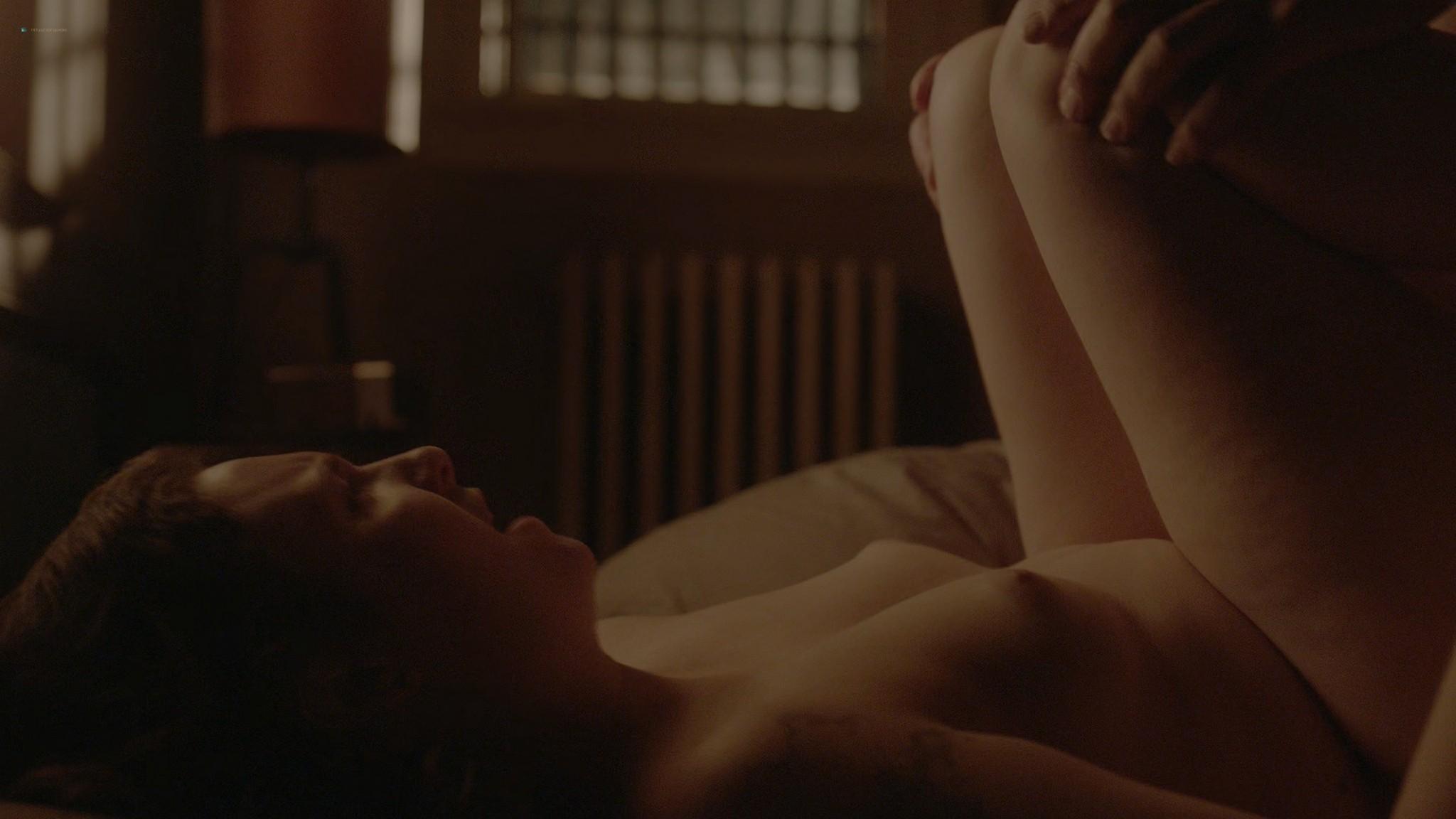 Allison Williams sex doggy style Lena Dunham nude Girls 2012 s1e1 2 1080p Web 12