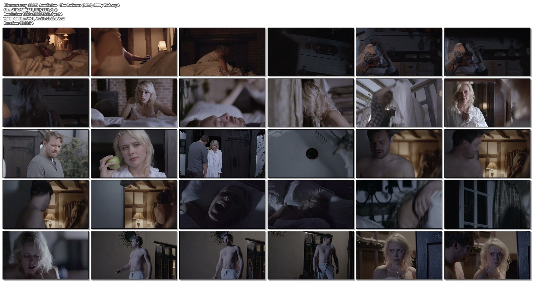 Amelia Eve cute and some sex The Darkness 2021 1080p Web 10