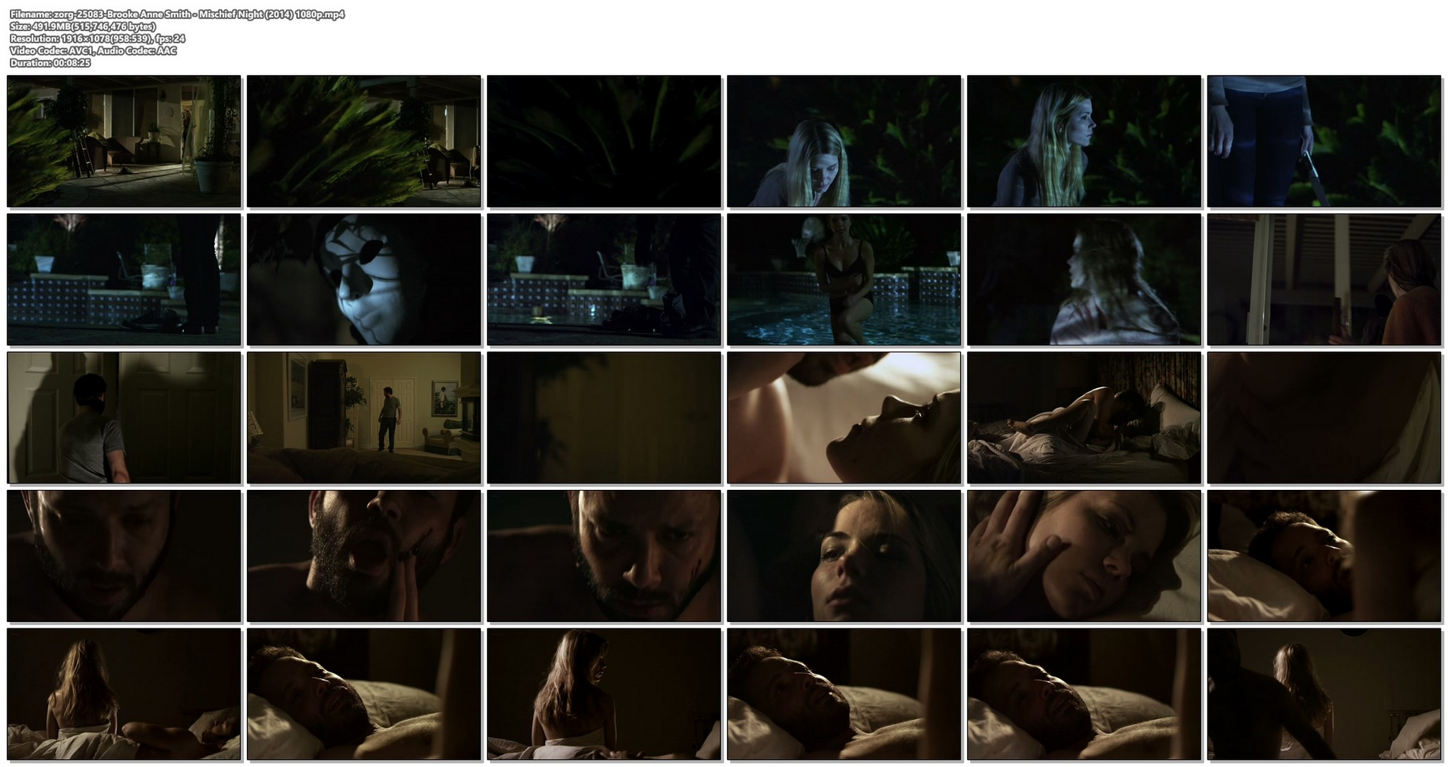 Brooke Anne Smith sexy and some sex Mischief Night 2014 1080p Web 12