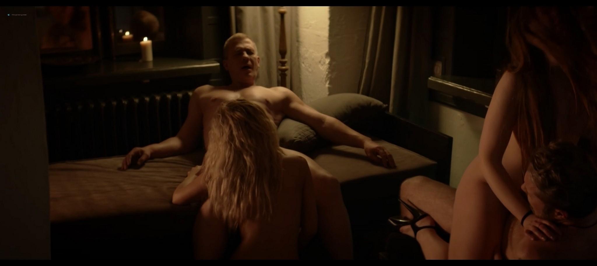 Elena Tronina nude sex Lukerya Ilyashenko Lyubov Tolkalina and others nude Happy End RU 2021 s1e6 7 8 1080p 13