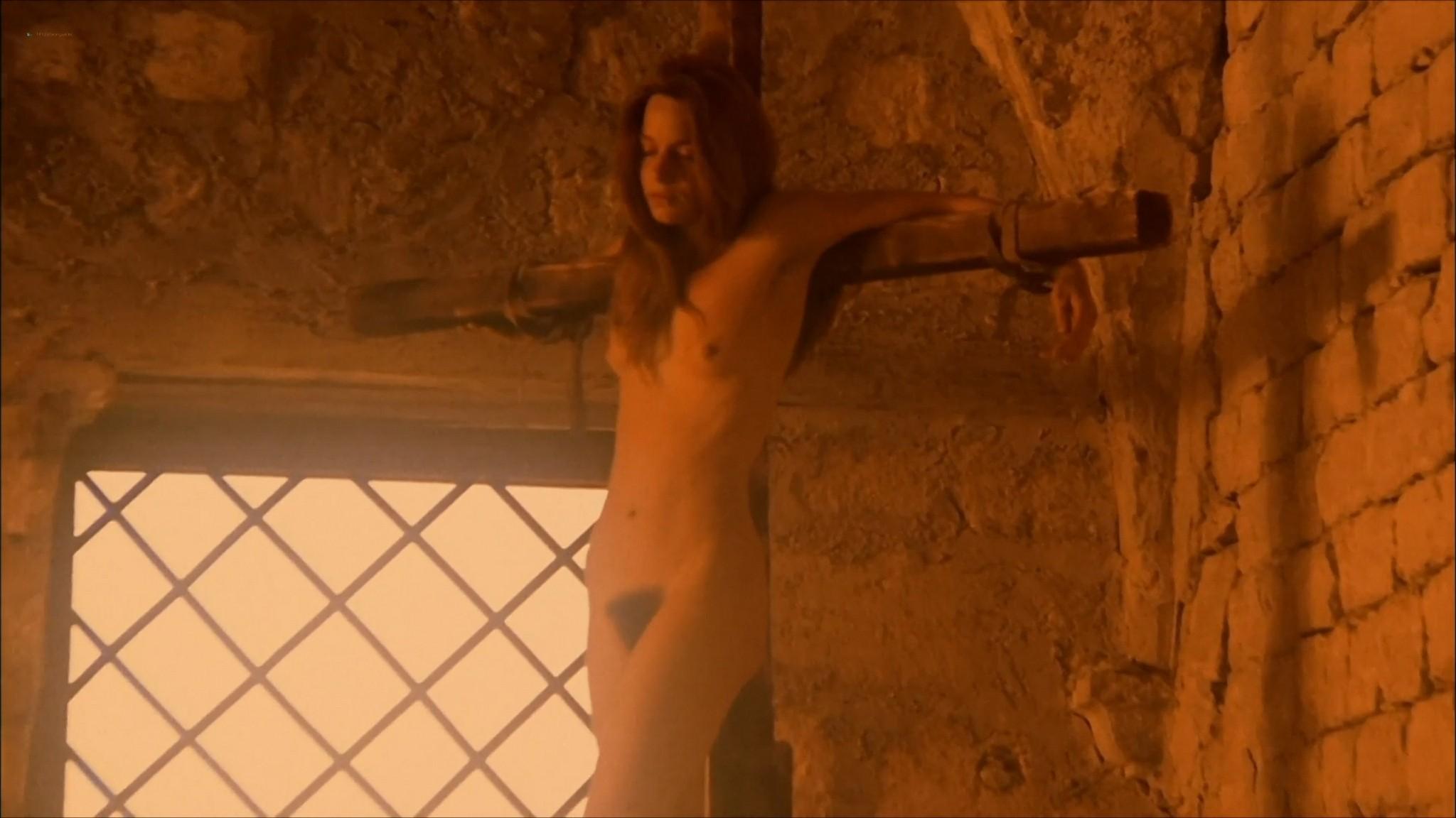 Florinda Bolkan nude Raika Juri nude full frontal and sex Flavia the Heretic 1974 1080p BluRay 10