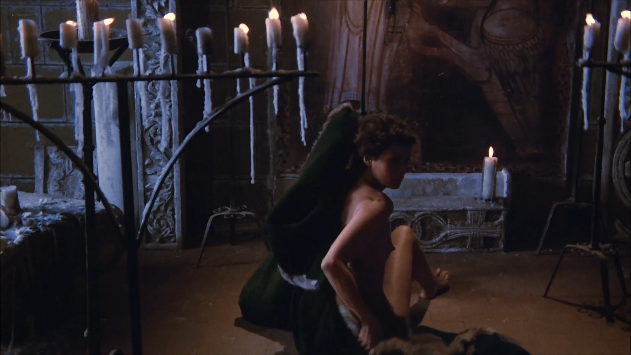 Florinda Bolkan nude Raika Juri nude full frontal and sex Flavia the Heretic 1974 1080p BluRay 16