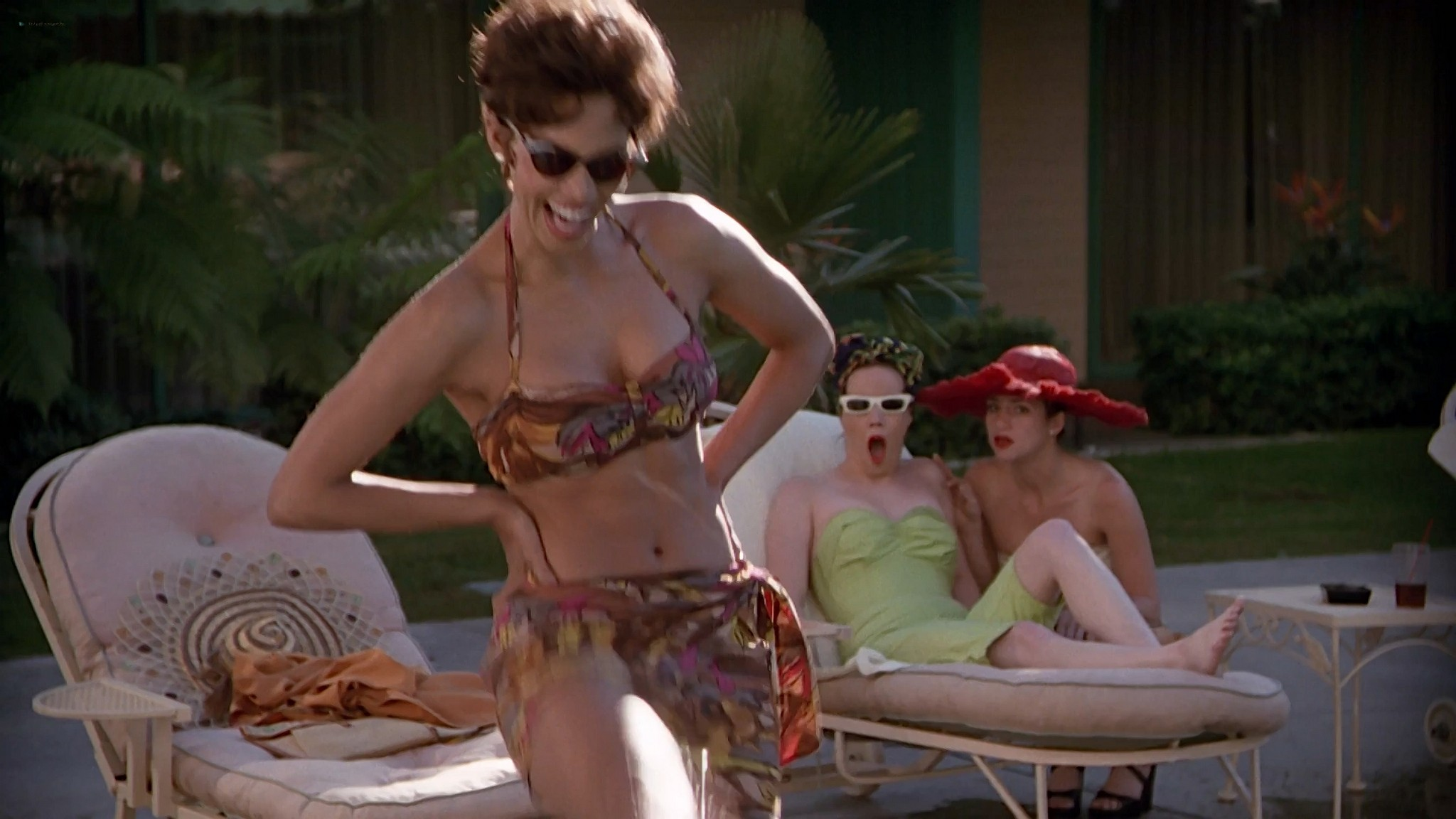 Halle Berry nude nip slip Introducing Dorothy Dandridge 1999 1080p Web 13