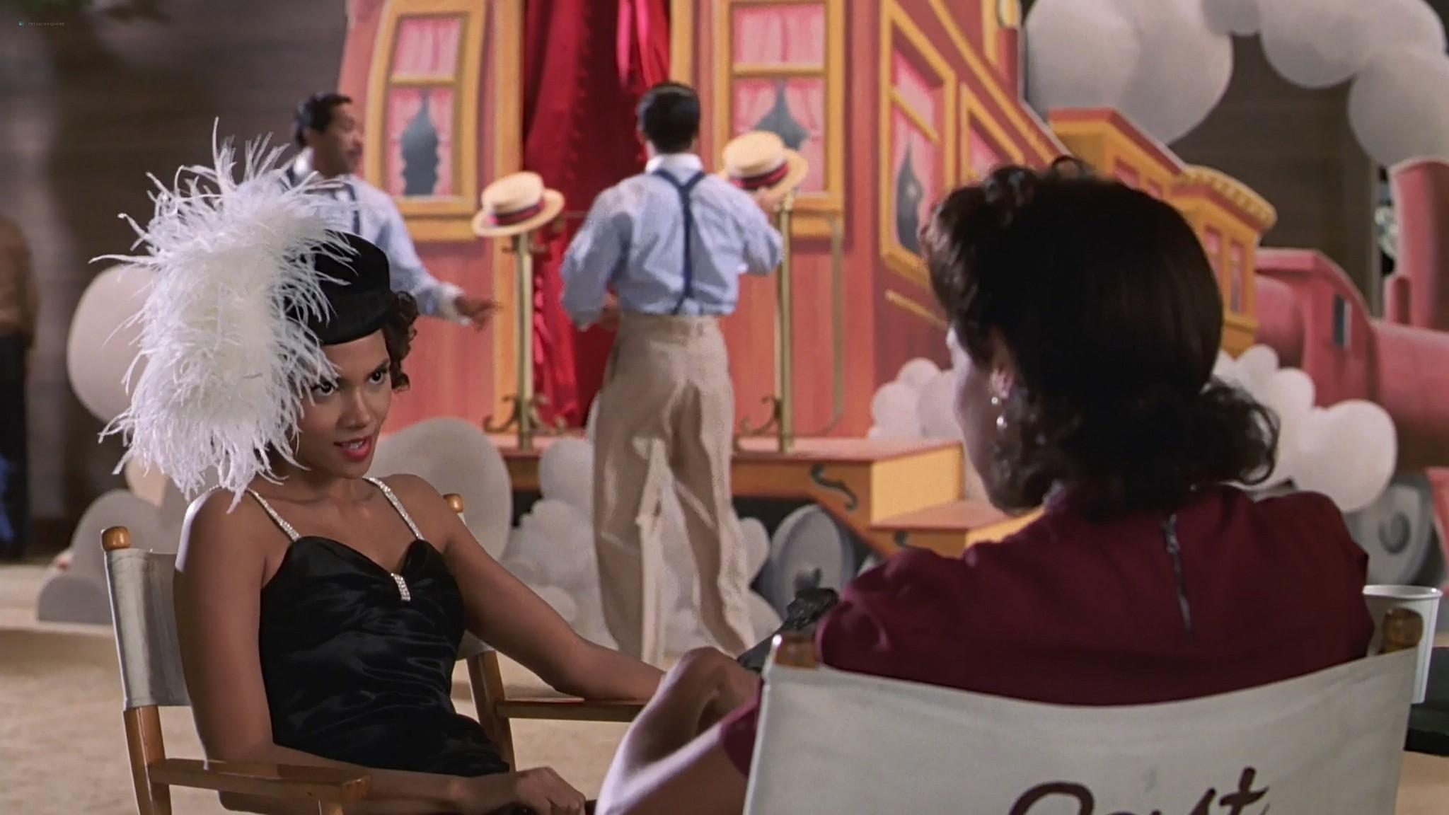 Halle Berry nude nip slip Introducing Dorothy Dandridge 1999 1080p Web 4