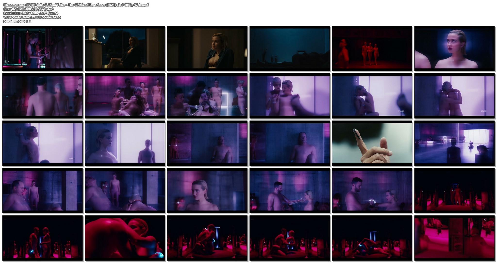 Julia Goldani Telles sex and hot The Girlfriend Experience 2021 s3e6 1080p Web 16