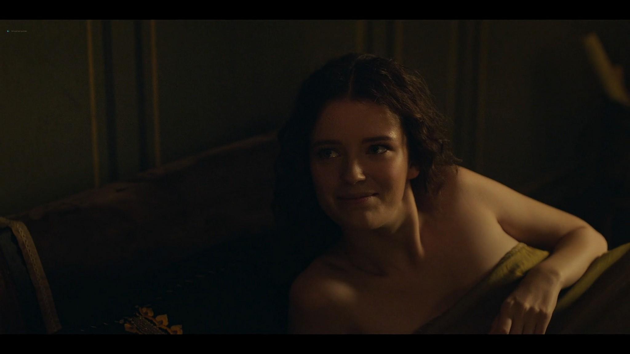 Kasia Smutniak nude sex Alais Lawson nude butt Domina 2021 S1 1080p Web 12
