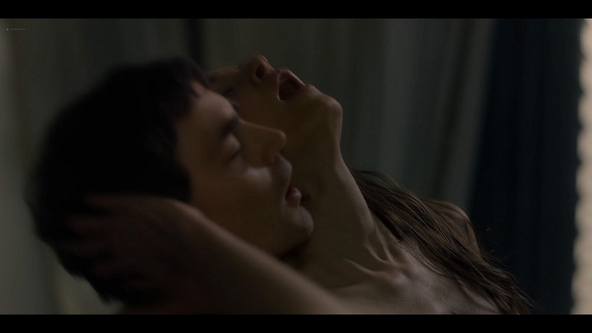 Kasia Smutniak nude sex Alais Lawson nude butt Domina 2021 S1 1080p Web 2