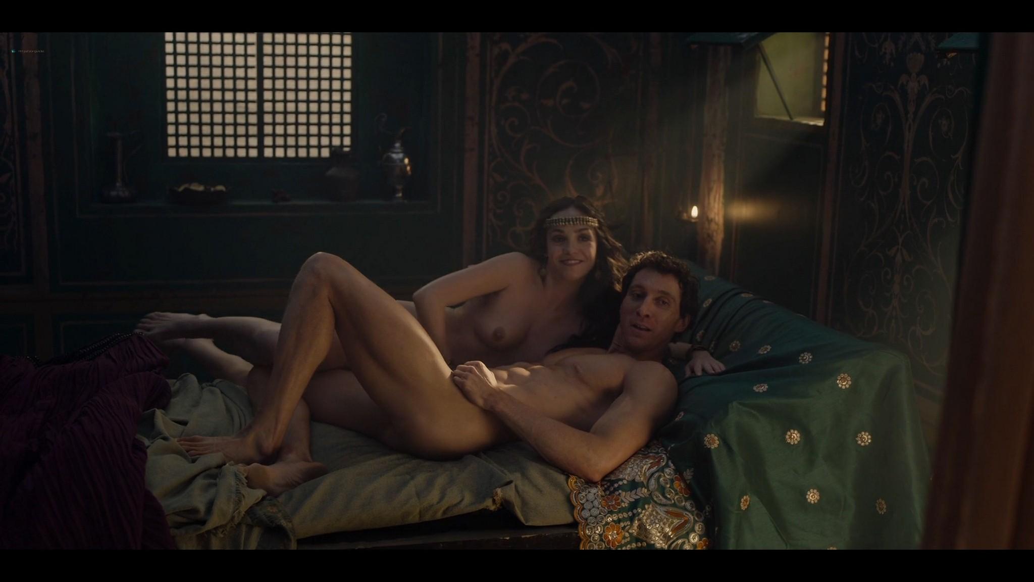 Kasia Smutniak nude sex Alais Lawson nude butt Domina 2021 S1 1080p Web 7