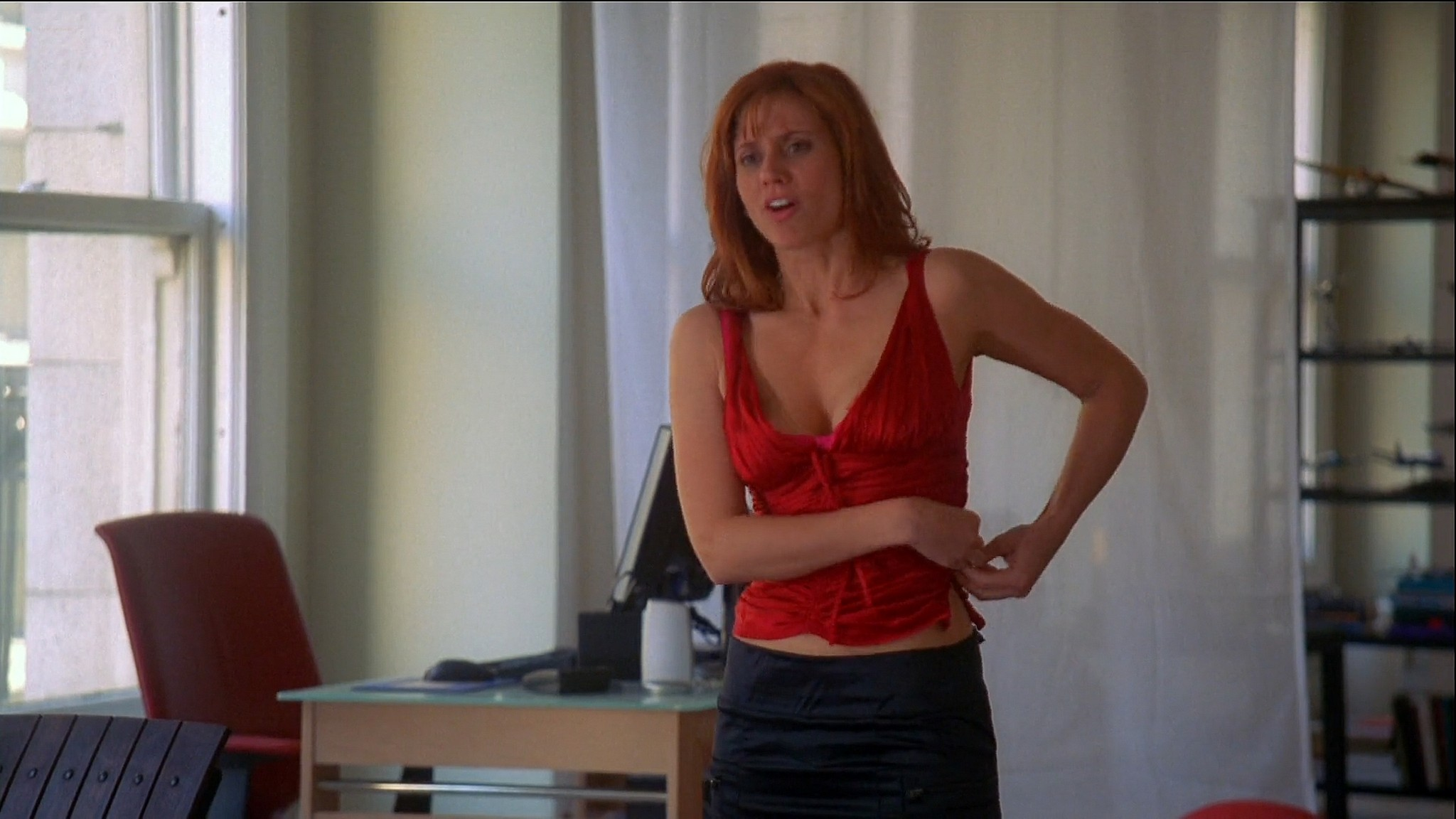 Kristen Miller hot and sex Allison Lange Brooke Burns sexy and some sex too Single White Female 2 2005 1080p Web 8