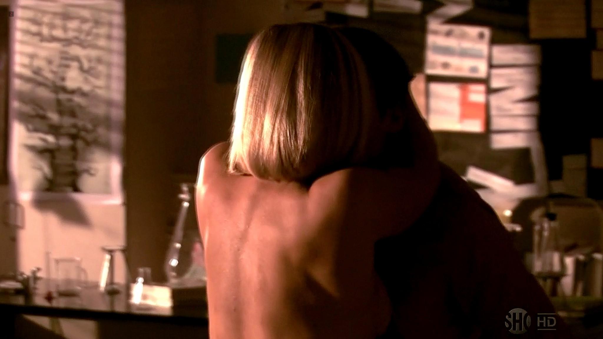 Kristen Miller nude topless Dexter 2011 S06E01 hd720p 2