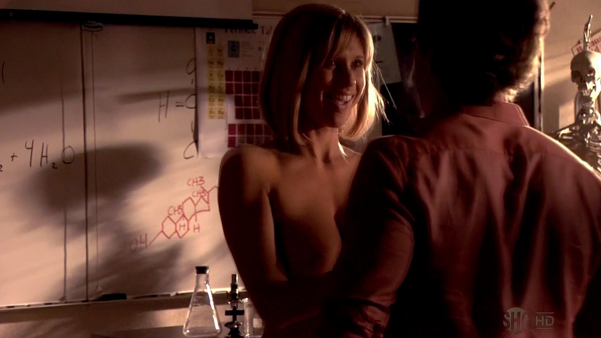 Kristen Miller nude topless Dexter 2011 S06E01 hd720p 4