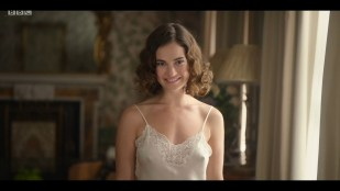 Lily James hot and sexy Emily Beecham sexy - The Pursuit of Love (2021) s1e1-3 1080p Web