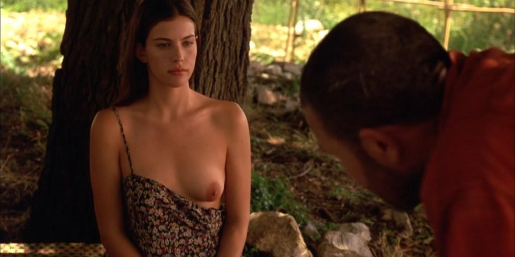 Liv Tyler nude Rachel Weisz Sinead Cusack nude and hot Stealing Beauty 1996 1080p Web 12
