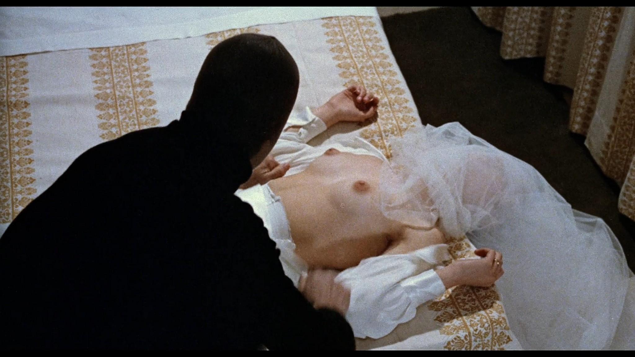 Maribel Martin nude bush Alexandra Bastedo nude The Blood Spattered Bride 1972 1080p BluRay REMUX