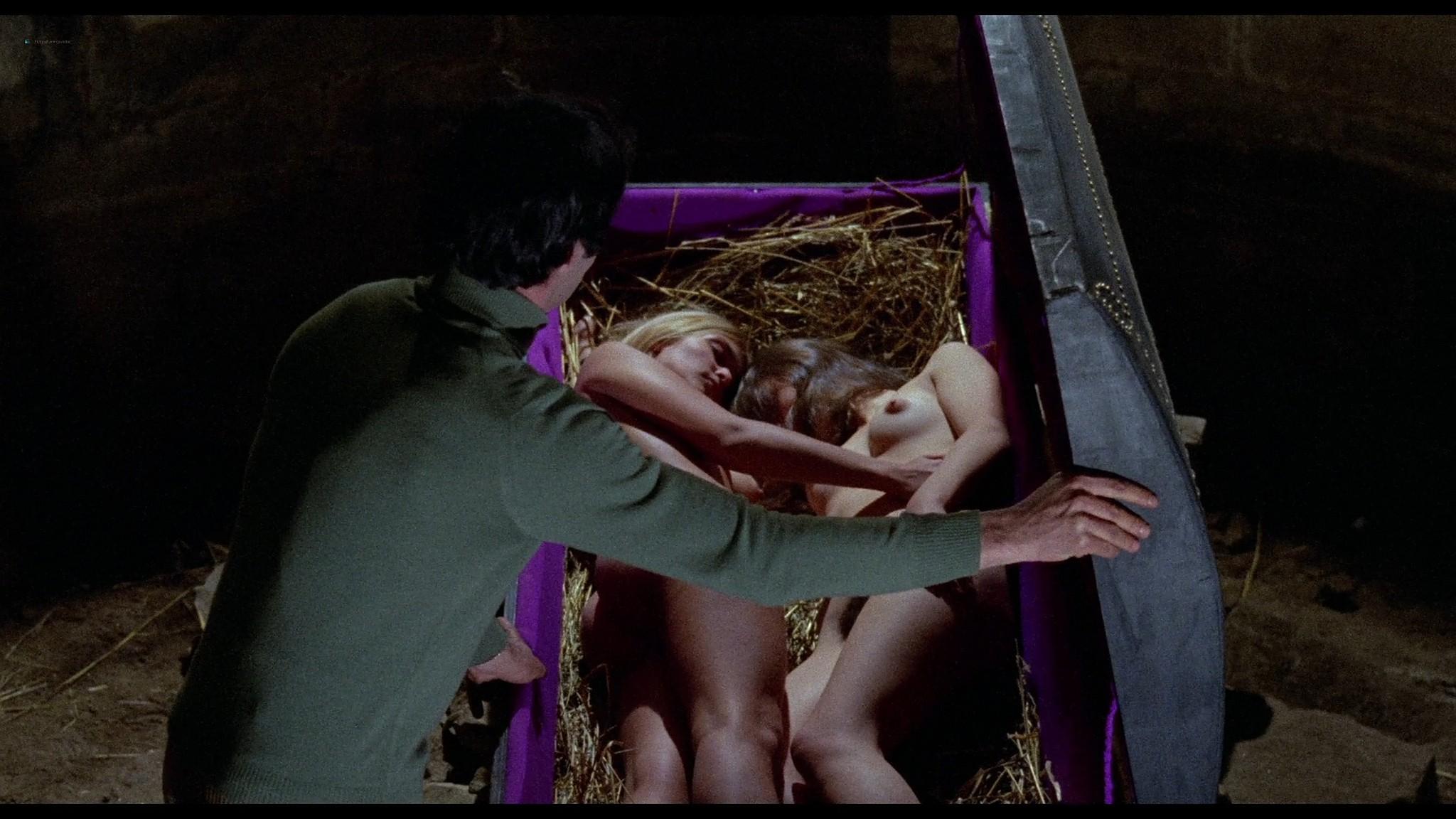 Maribel Martin nude bush Alexandra Bastedo nude The Blood Spattered Bride 1972 1080p BluRay REMUX 16