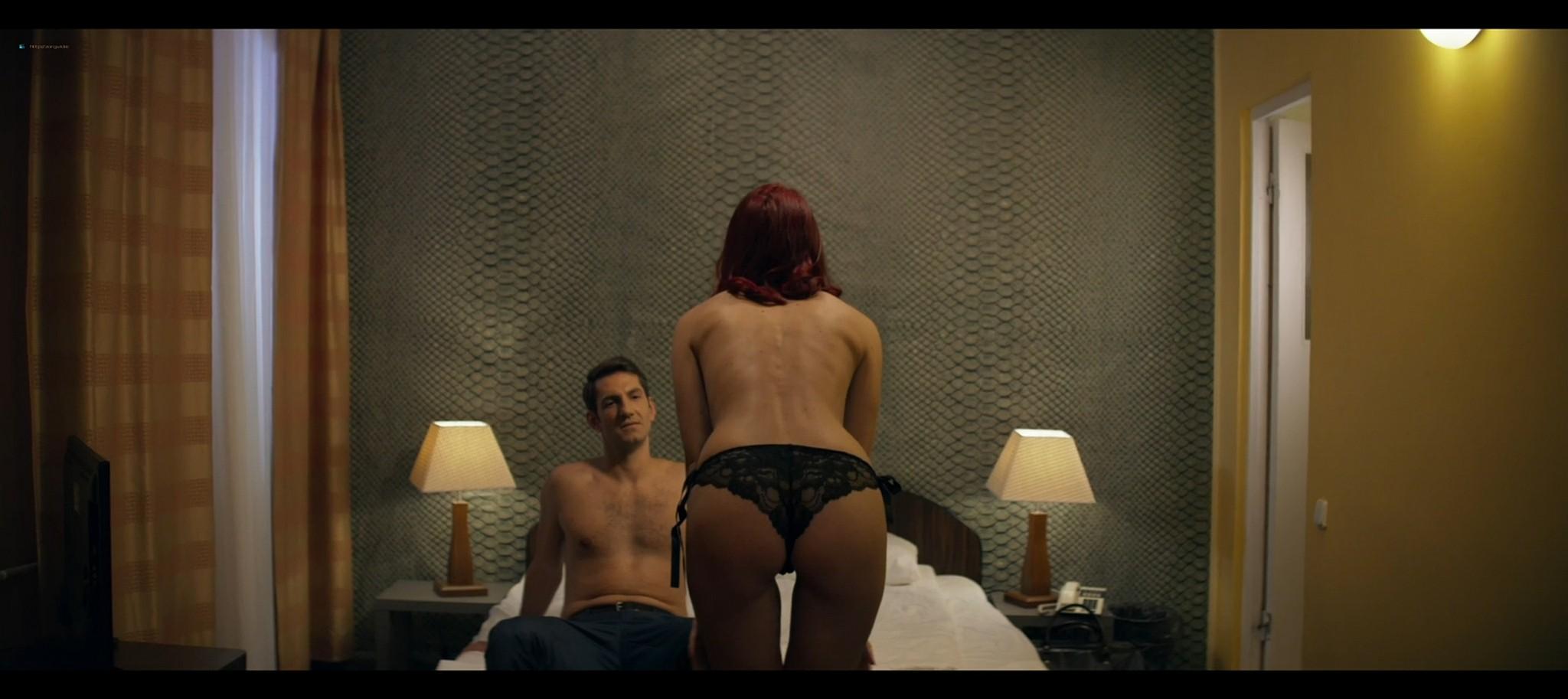 Michelle J Wright nude and sex Gabriela Brinza nude sex Introspectum Motel 2021 1080p Web 2
