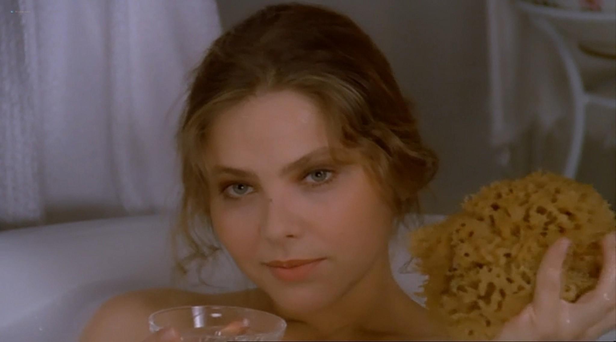 Ornella Muti nude topless and sexy Il Frullo del Passero 1988 12