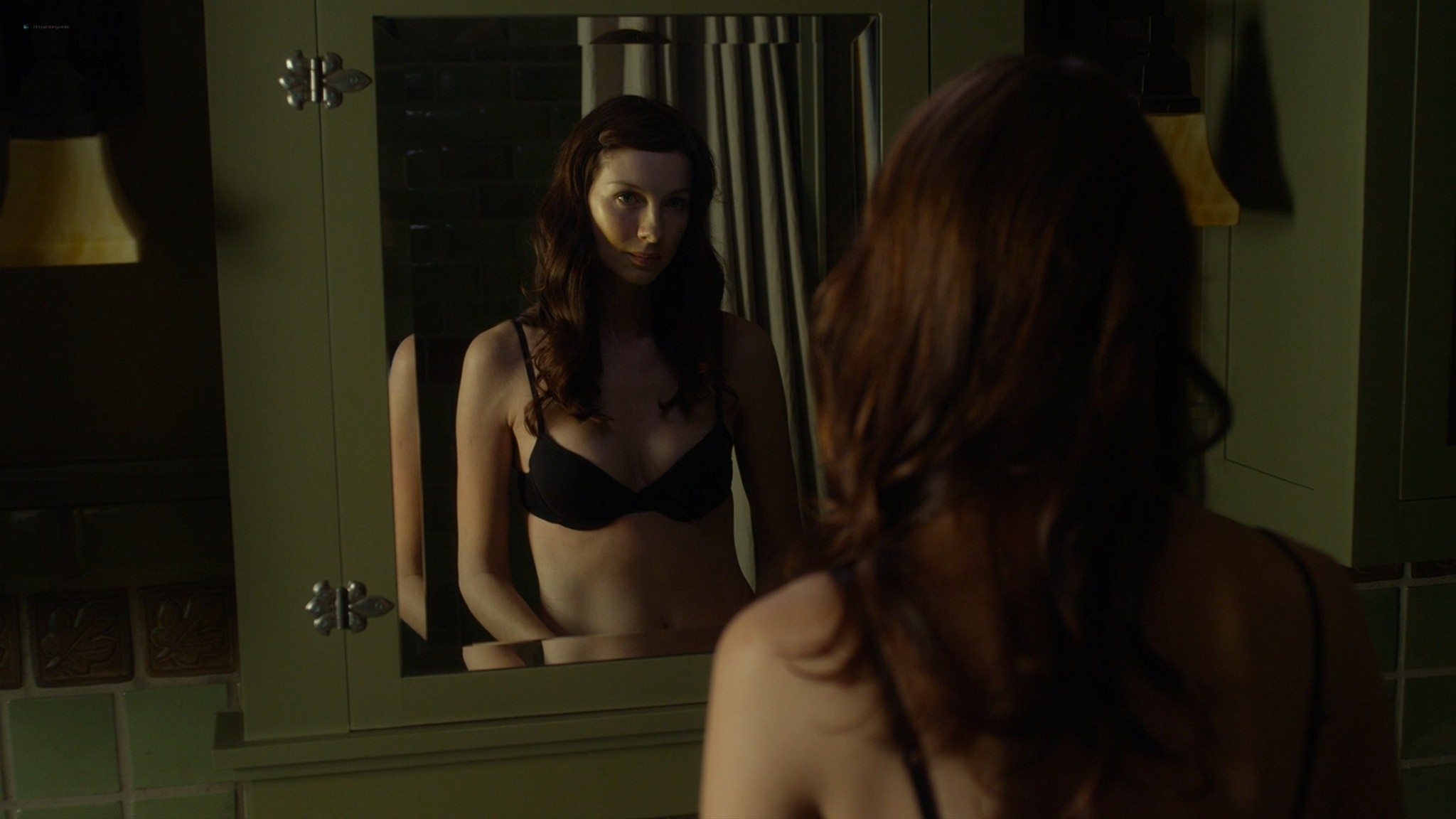 Sarah Bolger sexy Crystal Reed and Caitriona Balfe hot Crush 2013 1080p BluRay REMUX 18